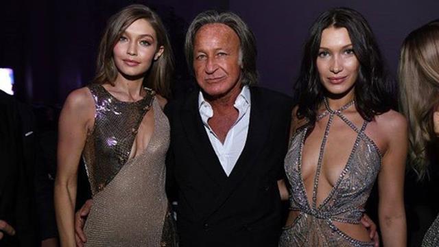 Gigi ve Bella Hadid'in milyarder babası Mohamed Hadid'ten İstanbul'a sürpriz ziyaret